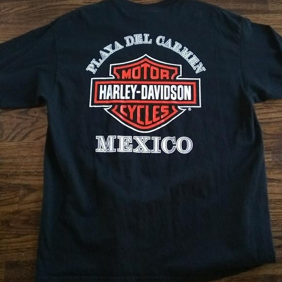 ac4fb620 Harley-Davidson Shirts | Harley Davidson Mexico Tshirt | Poshmark